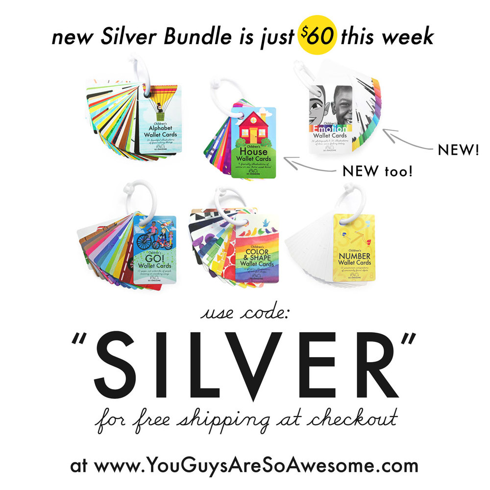 New Silver Bundle