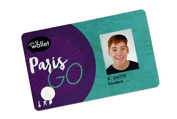 Children's Public Transit Cards