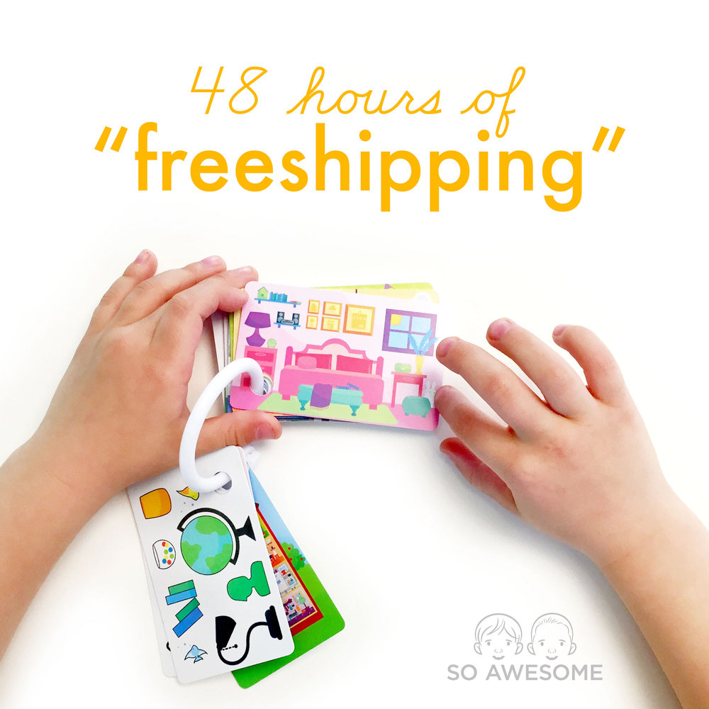48 hours of free shipping