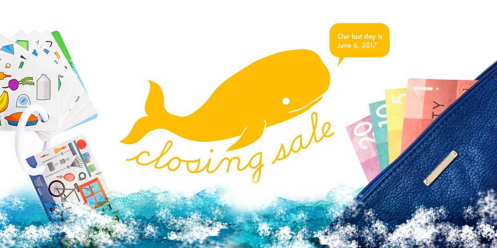 SO Awesome's Closing sale