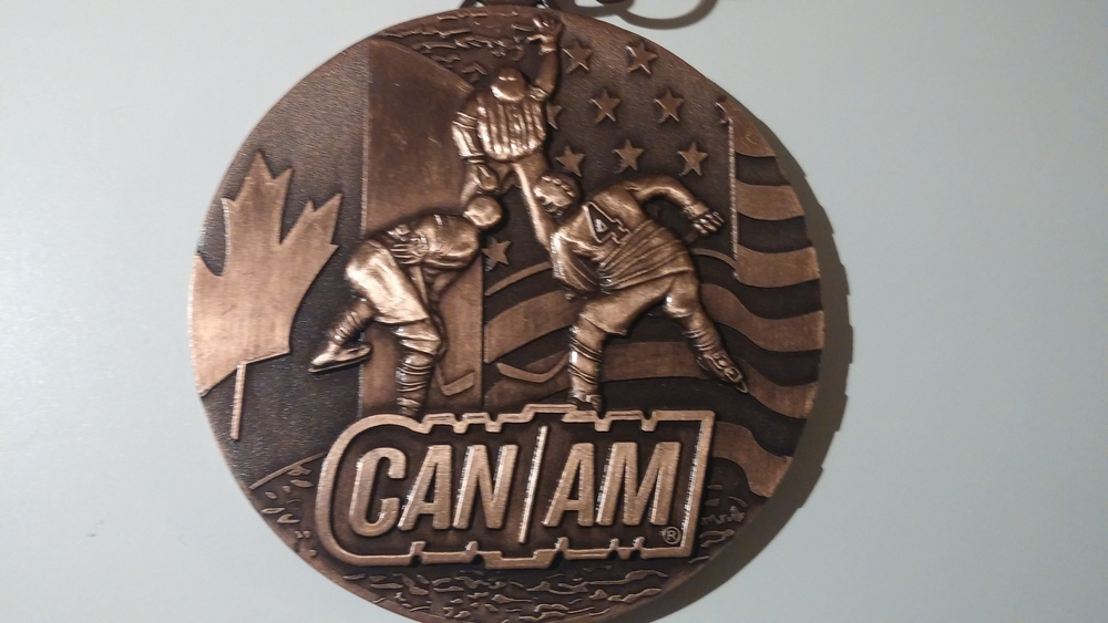 3rd place CanAm
