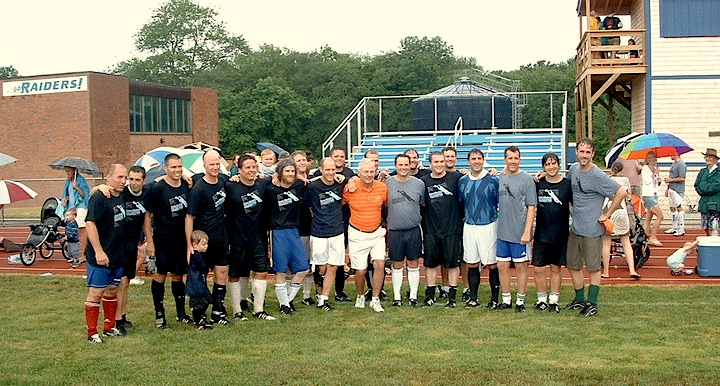 "20th Anniversary ""Mudge Cup"" - July 10, 2010"