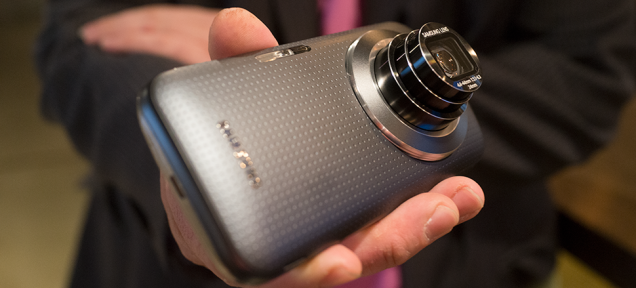 http://gizmodo.com/samsung-galaxy-k-zoom-a-crazy-phone-camera-hybrid-with-1568917049