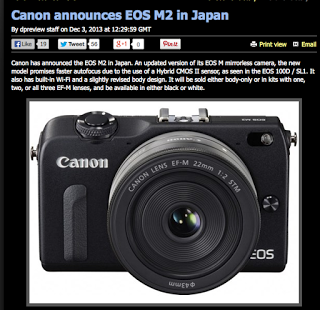 http://www.dpreview.com/news/2013/12/03/canon-announces-eos-m2-in-japan?utm_source=notification&utm_medium=email&utm_campaign=generic