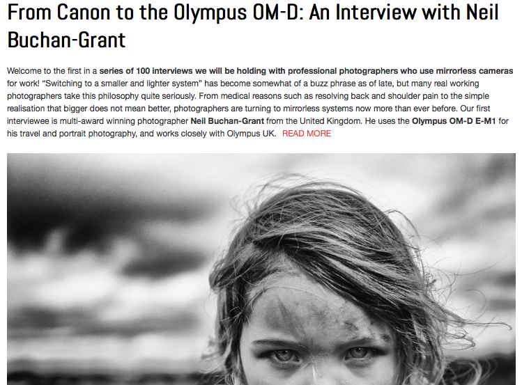 http://www.bestmirrorlesscamerareviews.com/2013/11/14/from-canon-to-the-olympus-om-d-an-interview-with-neil-buchan-grant/