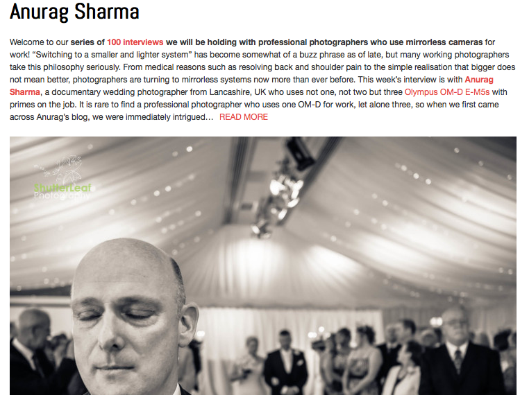 http://www.bestmirrorlesscamerareviews.com/2013/12/19/three-om-ds-are-better-than-one-an-interview-with-anurag-sharma/