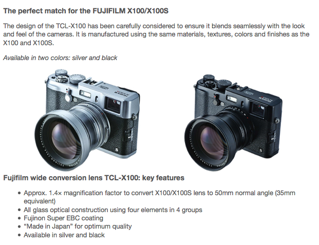 http://www.fujirumors.com/announced-tele-conversion-lens-fujifilm-x100x100s-new-accessories-fujifilm-x-t1/