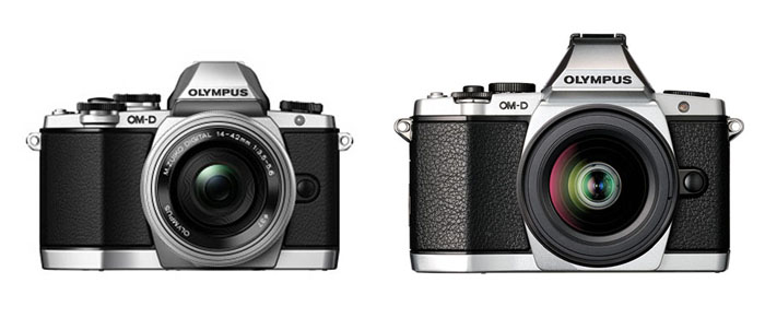Olympus OM-D E-M10, Olympus OM-D E-M5 Link -  http://www.imaging-resource.com/news/2014/01/29/olympus-e-m10-review-shooters-report-part-I-affordable-om-d-for-all
