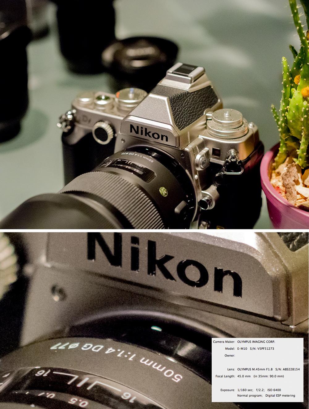 Olympus OM-D E-M10  Olympus M.ZUIKO 45mm f1.8 lens