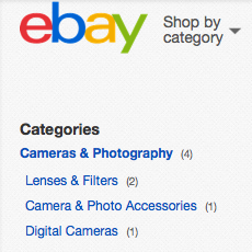 Items I have for sale on Ebay