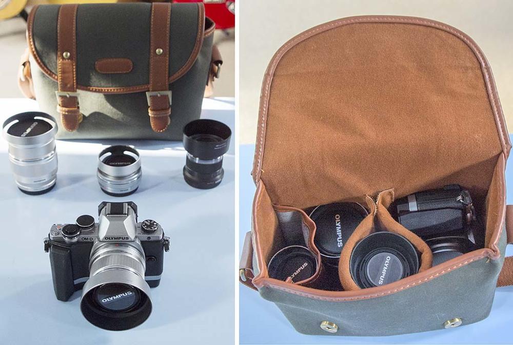 OLYMPUS OM-D E-M5 14-42mm. 25mm. 45mm and 75mm m.ZUIKO m4/3 lenses