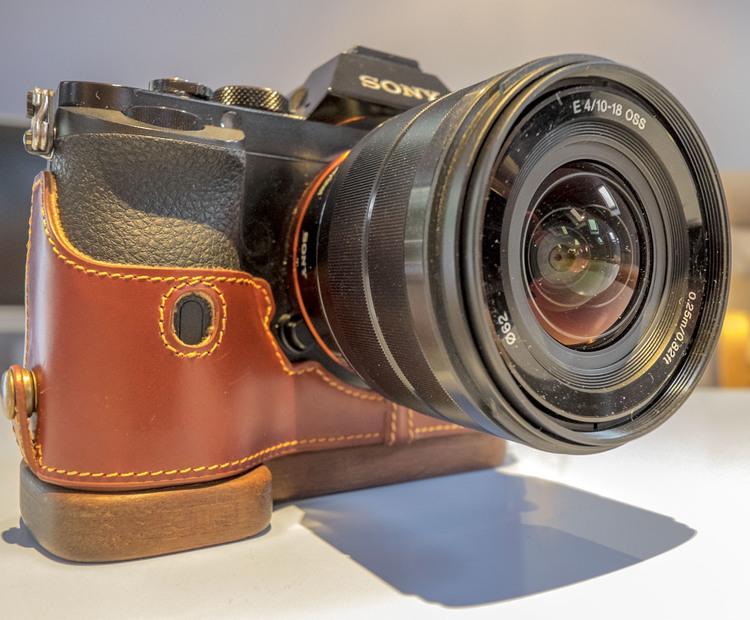 STOCK SHOOTING - Sony 10-18mm e-mount APS-C lens on \'full-frame ...