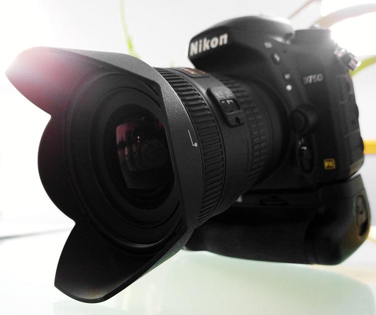 NIKON AF-S NIKKOR 18-35mm f/3.5-4.5 ED FX \'FULL-FRAME\' WIDE-ANGLE ...