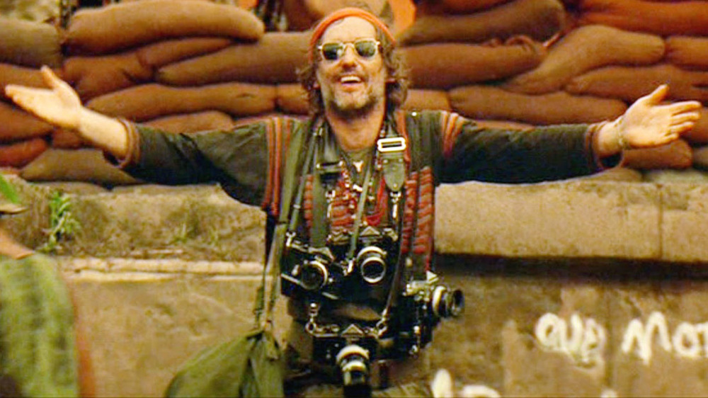Dennis Hopper in Apocalypse Now