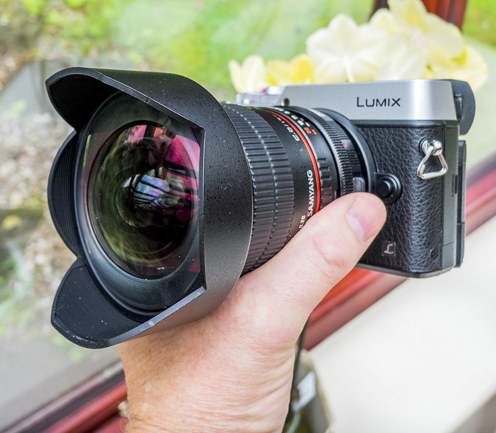 Panasonic gx8 and manual focus nikon fit lenses samyang for Samyang 14mm nikon