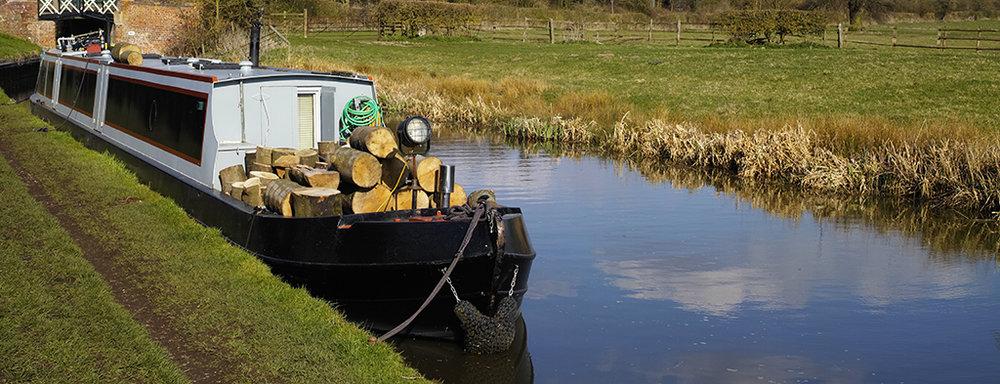 stratford canal warwickshire uk