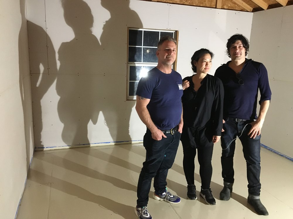David Marvin Graham, Jaye Rhee, Aymeric Ebrard