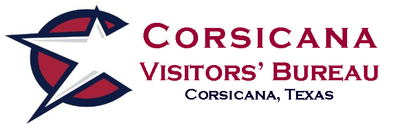 Our partnership with the Corsicana Visitors' Bureau helps realize our programming and public missions.