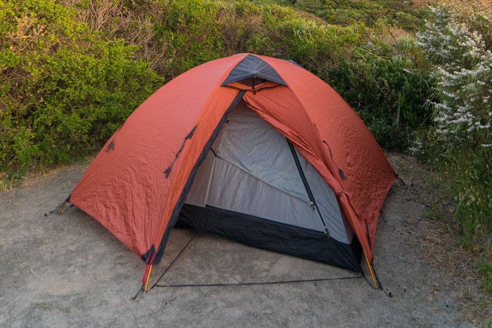 Wilderness Equipment iExplore 3