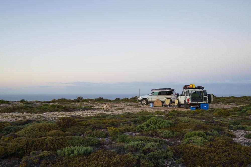 The Great Australian Bight - Baxter Cliffs