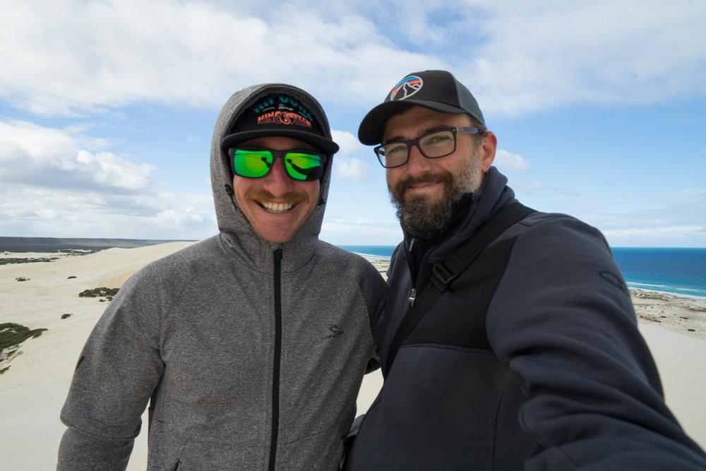 The Great Australian Bight - Bilbunya Dunes
