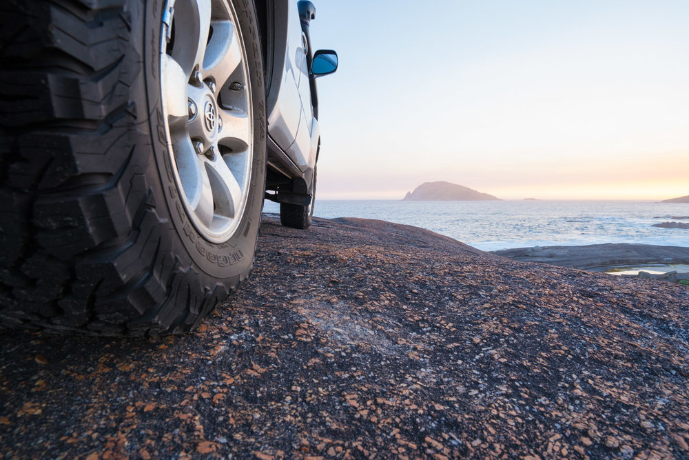 BFGoodrich All-Terrain KO2 Tyres