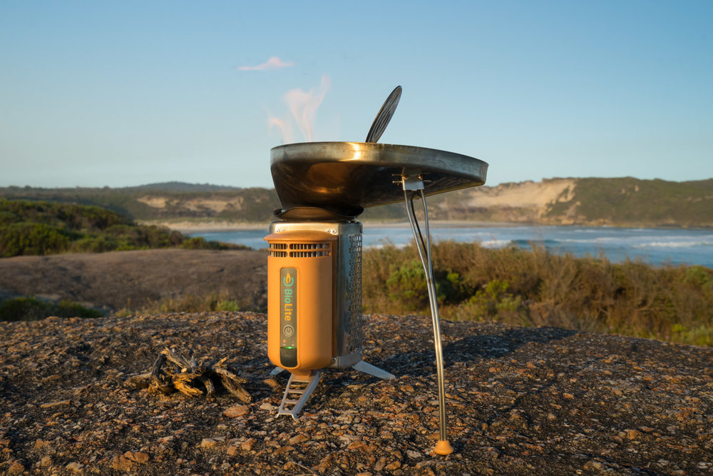 BioLite CampStove and Portable Grill