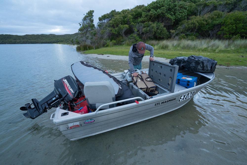 Walpole Boating, Western Australia