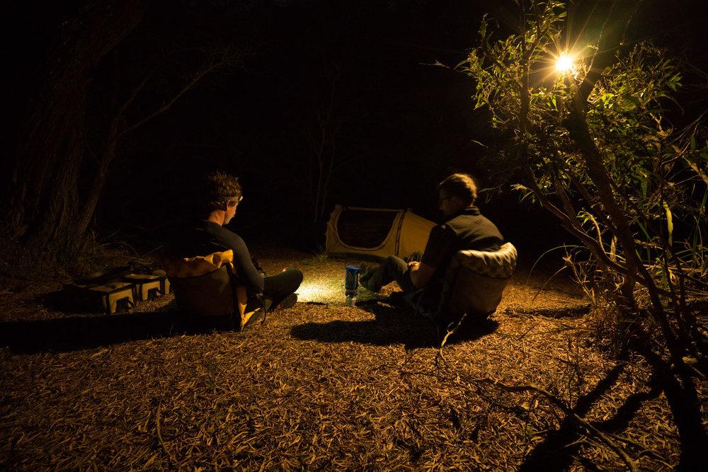 Walpole Camping, Western Australia
