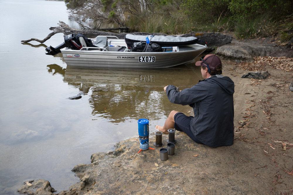 Frankland River Boating, Western Australia