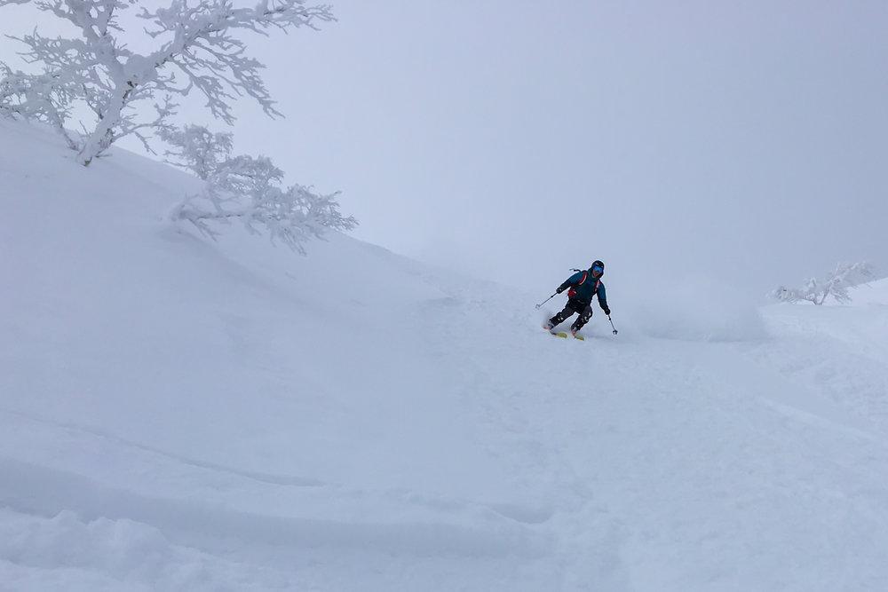 Backcountry Skiing Japan