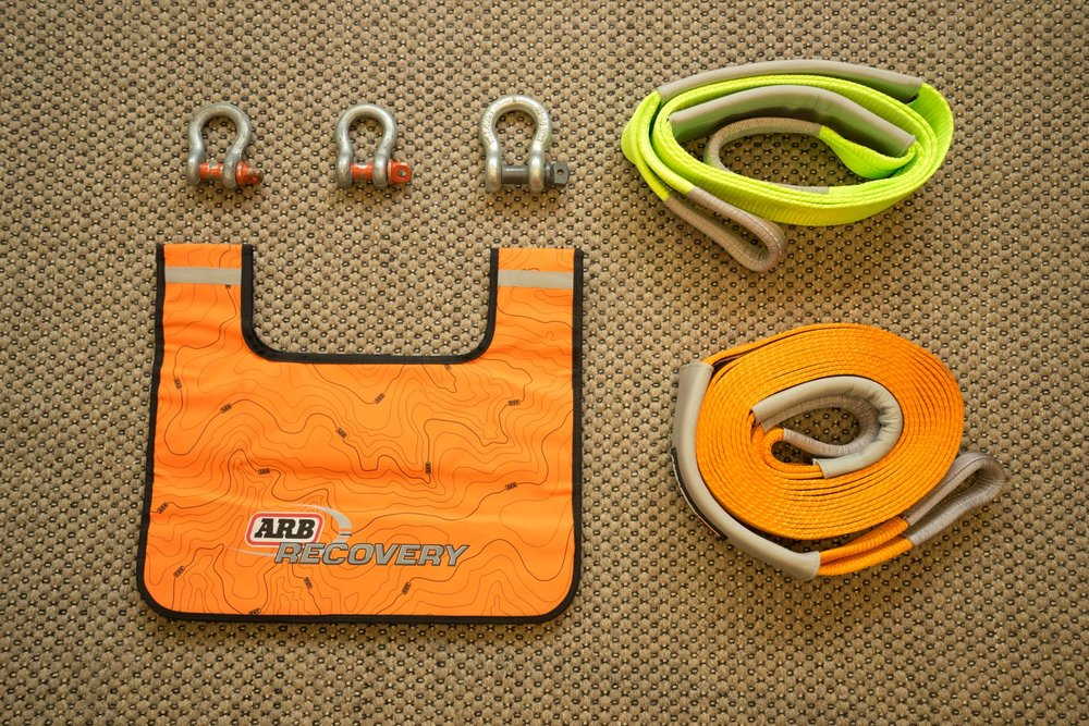 ARB SNATCH STRAP AND DAMPENER