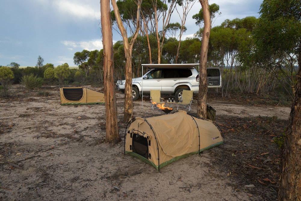 ARB SkyDome Swag - Camping