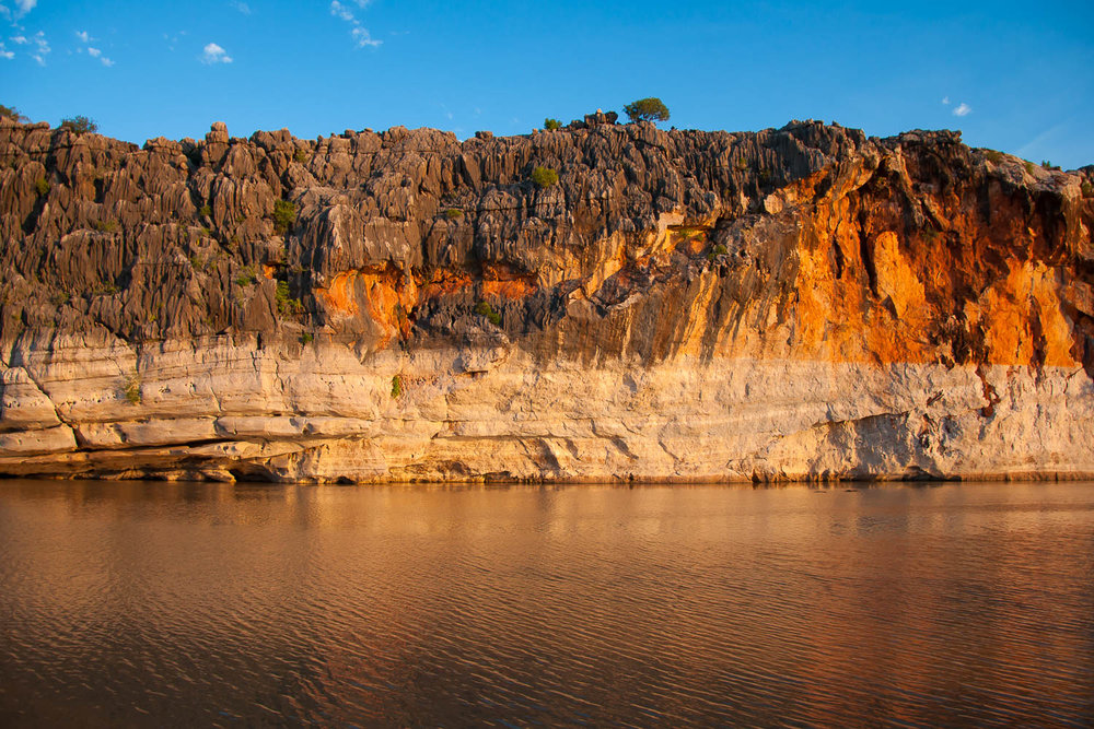 Geikie Gorge, The Kimberley, Western Australia