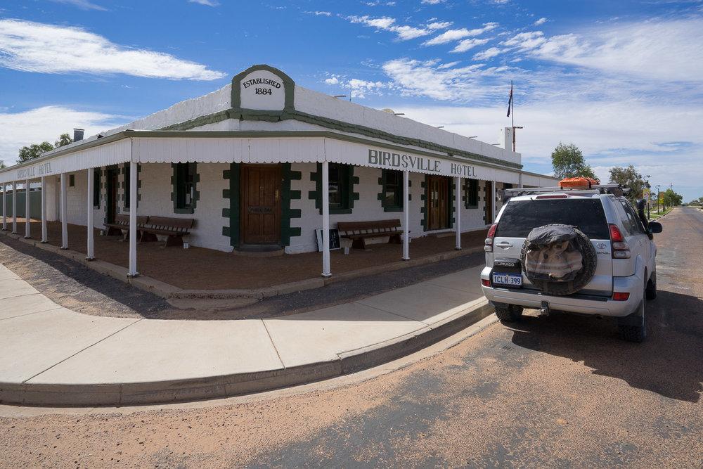 Birdsville Hotel, Outback Queensland, Australia