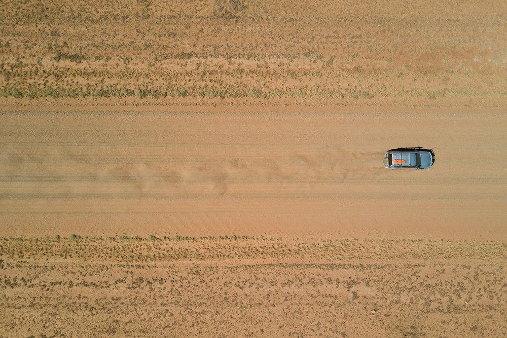 Strzelecki Track, Outback South Australia