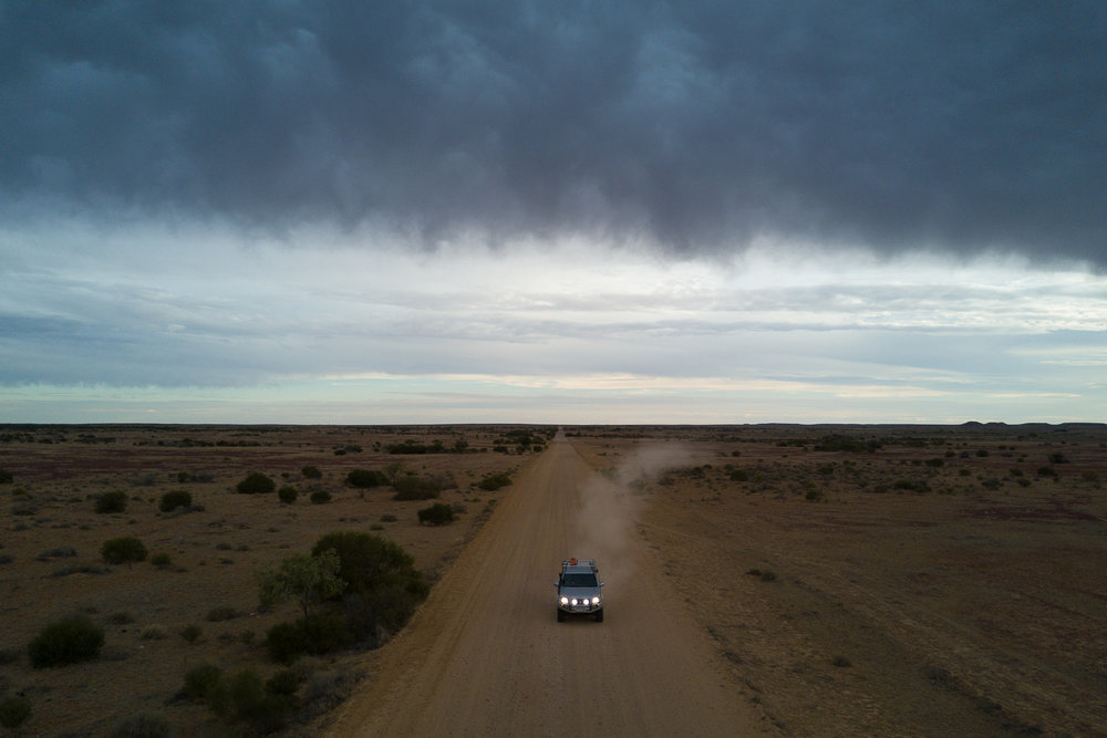 Birdsville Track, Outback Queensland, Australia