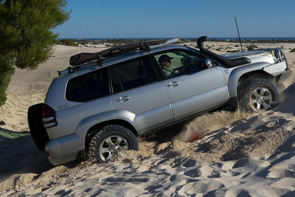 Sand Recoveries, 4WD, 4x4, MAXTRAX, Lancelin