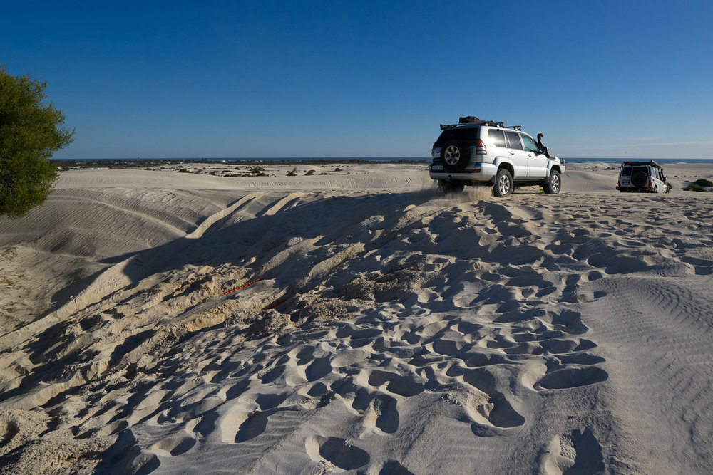 Sand Recovery, MAXTRAX, ARB, Lancelin, 4x4, 4WD
