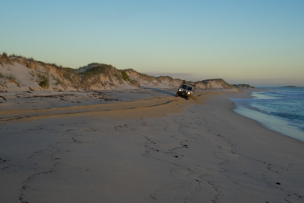 MAXTRAX, Lancelin, Wedge Island, Western Australia, Soft Beach, Landcruiser '76 Series