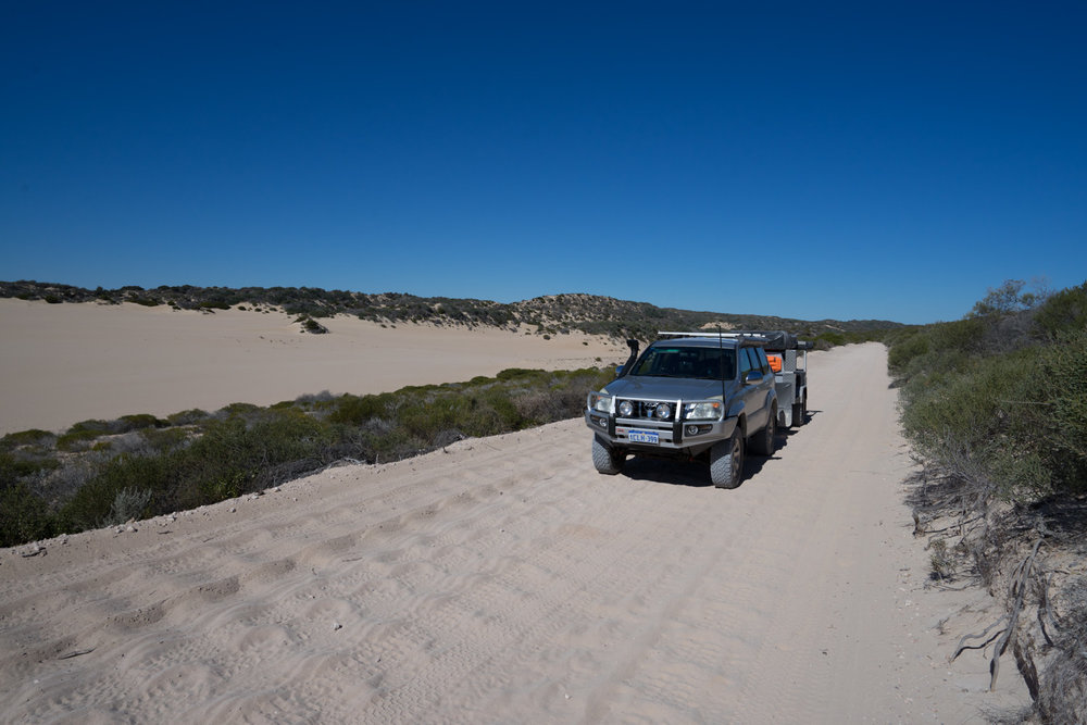 DRIFTA OFFROAD TOURER, DOT, Camper Trailer, 4x4, 4WD. Steep Point