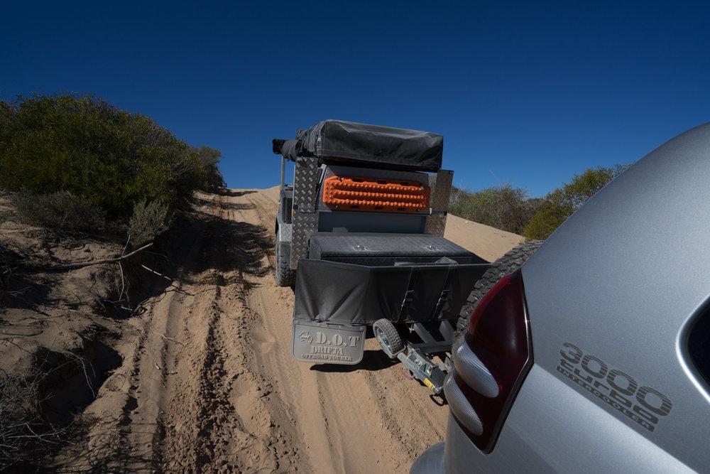 DRIFTA OFFROAD TOURER, DOT, Camper Trailer, 4x4, 4WD, MAXTRAX
