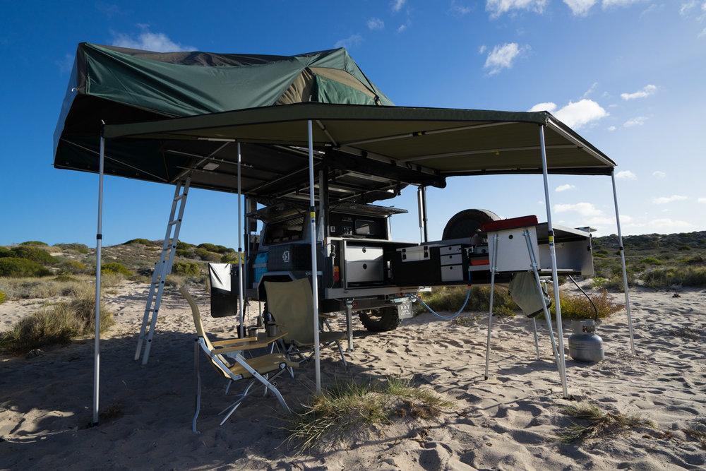 DRIFTA OFFROAD TOURER, DOT, Camper Trailer, 4x4, 4WD