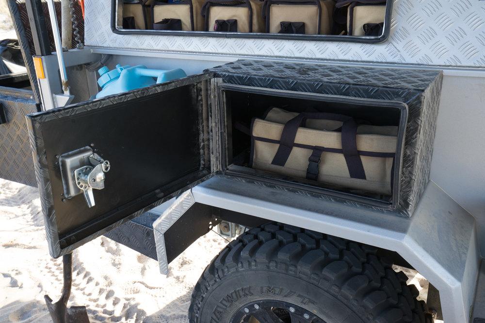 DRIFTA OFFROAD TOURER, DOT, Camper Trailer, 4x4, 4WD, Snow Peak