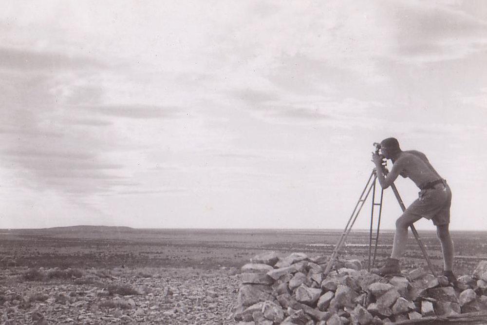 Len Beadell - Outback Surveyor