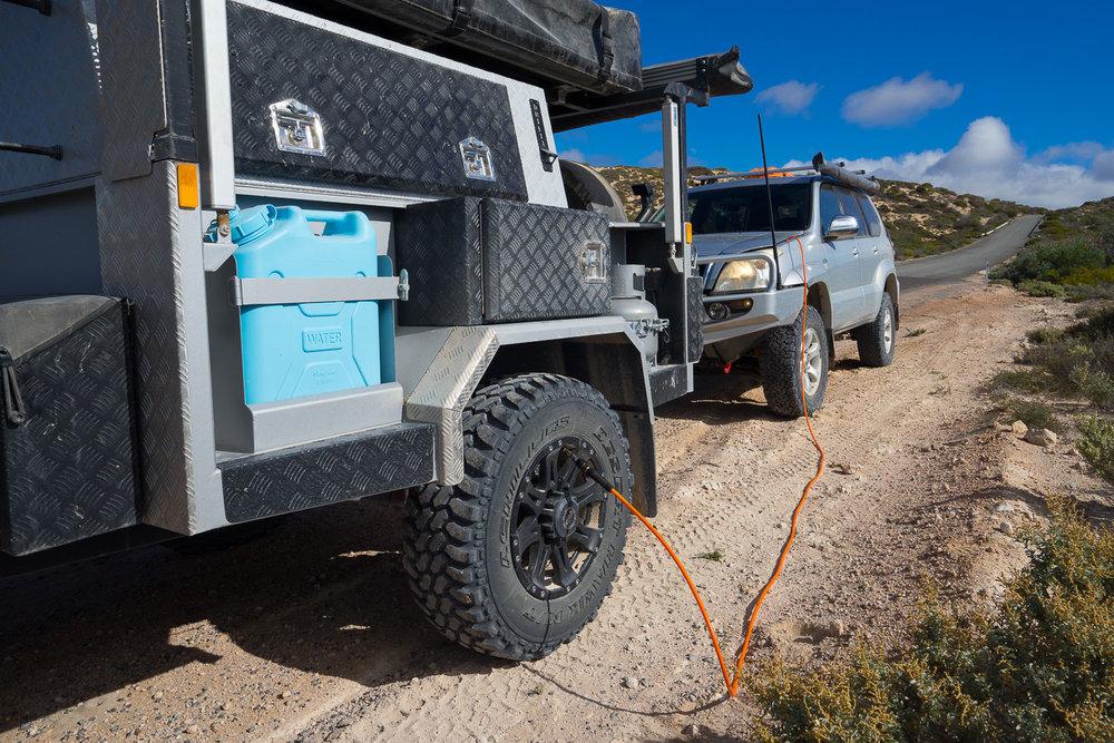 ARB Compressor and Gauge, 4WD Tire Pressure, DRIFT DOT