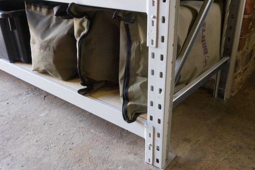 DRIFTA Firewood Bags, Australian Made
