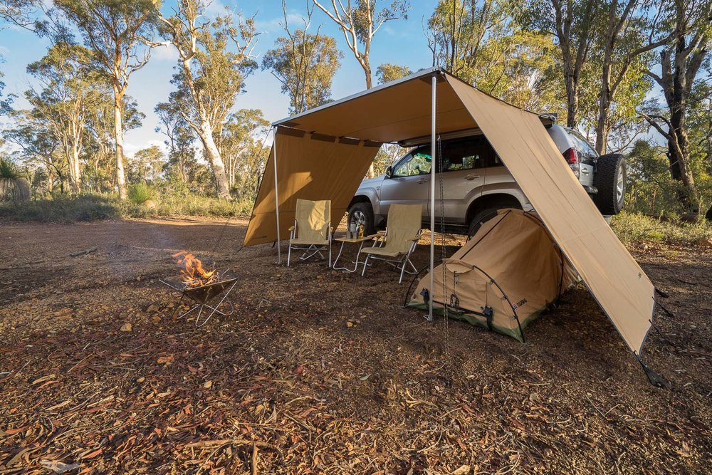 ARB Awning Wind Breaks
