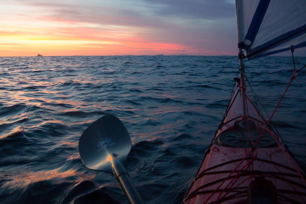 Snow Peak FAL 3 - Bass Strait Sea Kayaking