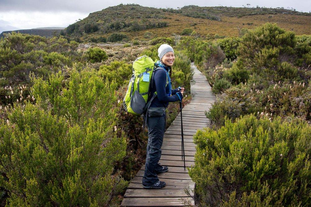Snow Peak FAL 3 - Overland Track Hiking